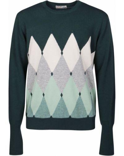Zielony sweter Ballantyne
