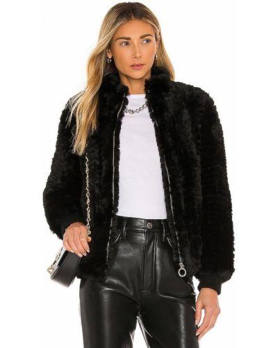 Куртка винтажная - черная Heartloom
