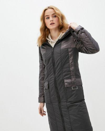 Серое пальто Dizzyway