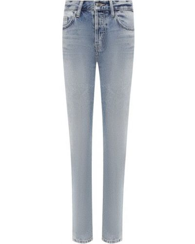 Прямые джинсы голубой Current/elliott