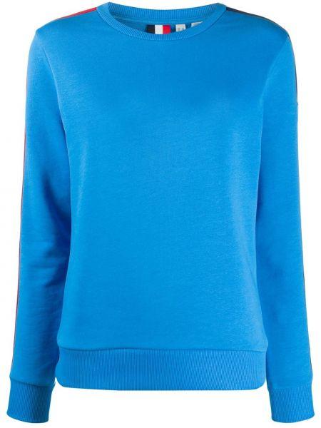 С рукавами тонкий длинный свитер круглый Rossignol