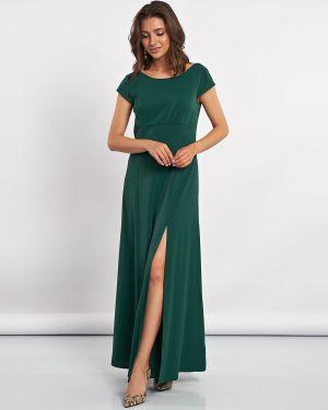Вечернее платье с открытой спиной макси Jetty