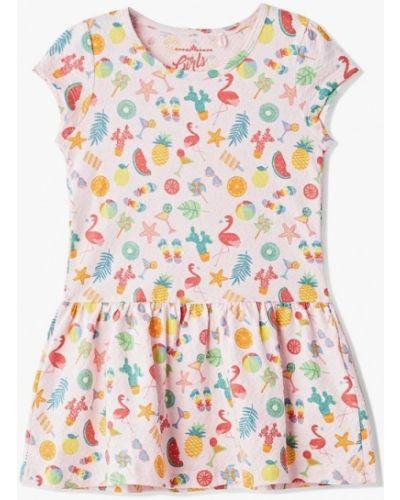 Платье розовый индийский Lemon Beret