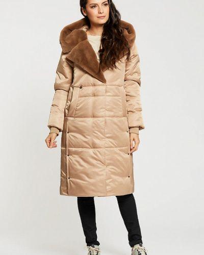 Утепленная куртка - бежевая D`imma