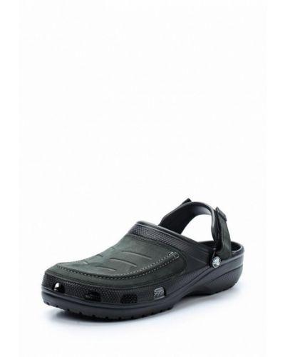 Черное сабо 2018 Crocs