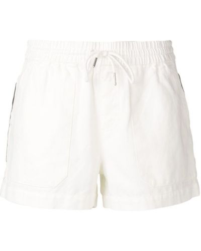 Белые шорты с карманами Zadig&voltaire