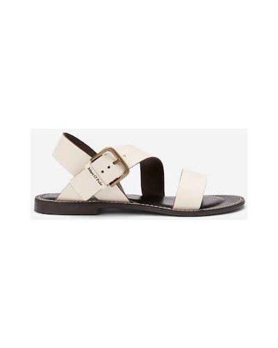 Sandały z klamrą Marc O Polo