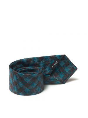 Krawat z jedwabiu - zielony Kiton