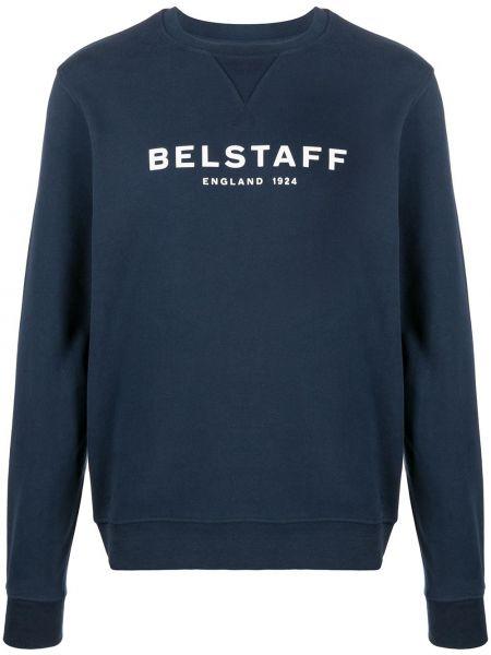 Sweter, niebieski Belstaff