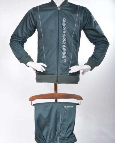 Спортивный костюм - зеленый Montana