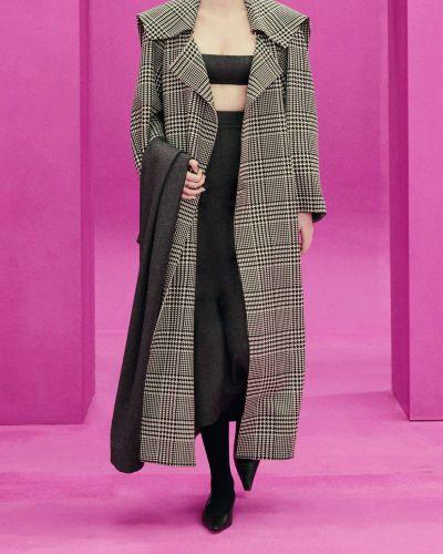 Płaszcz z paskiem Emilia Wickstead