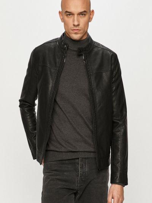 Куртка с карманами - черная Jack & Jones