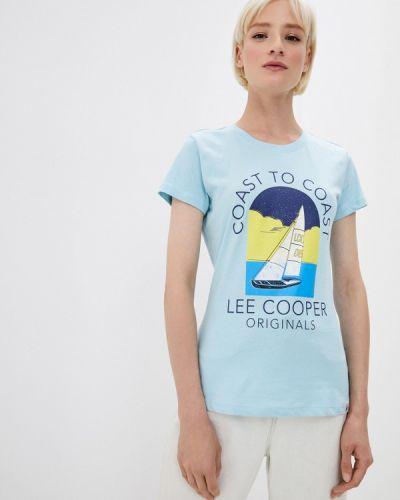 С рукавами футболка Lee Cooper