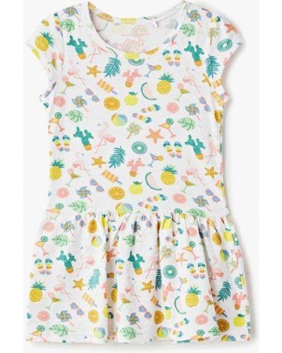 Платье белое индийский Lemon Beret
