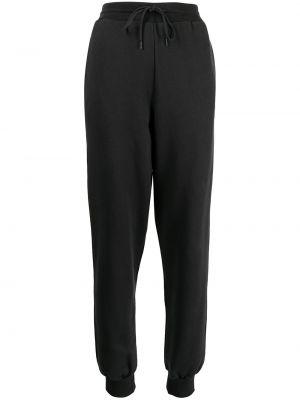 Хлопковые спортивные брюки - черные être Cécile