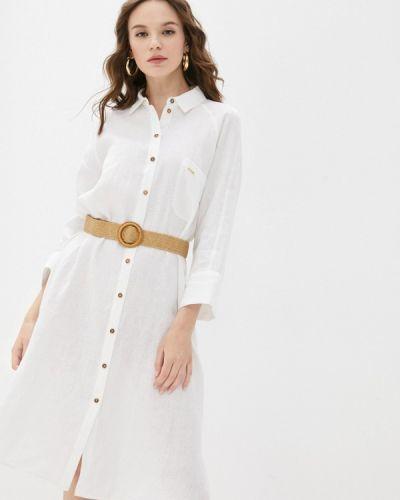 Платье - белое Sa.l.ko