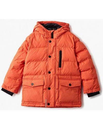 Куртка оранжевый Sela