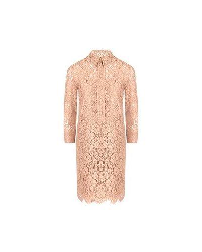 Коктейльное платье - розовое No.21