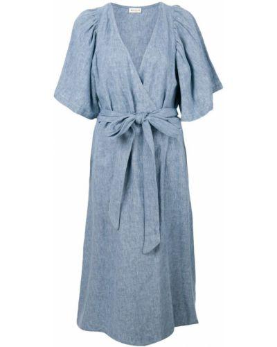 Синее платье Masscob