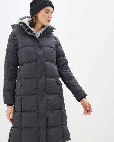 Куртка осенняя черная Adidas