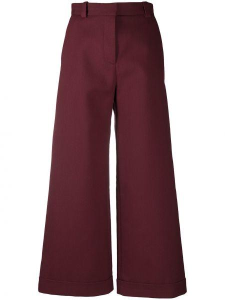 Красные свободные брюки свободного кроя See By Chloé