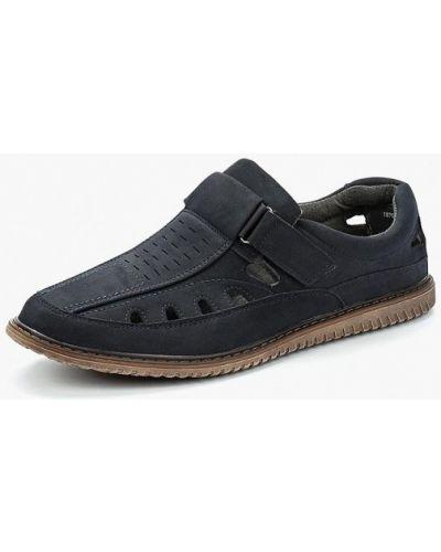 Синие туфли Tesoro