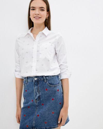 Рубашка с длинным рукавом - белая Befree