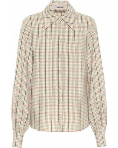 Классическая пуховая классическая рубашка Emilia Wickstead