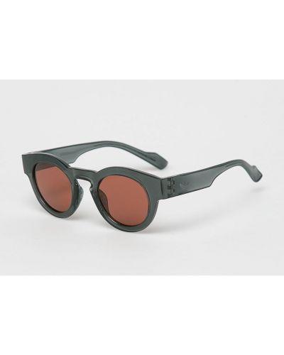 Солнцезащитные очки черные Adidas Originals