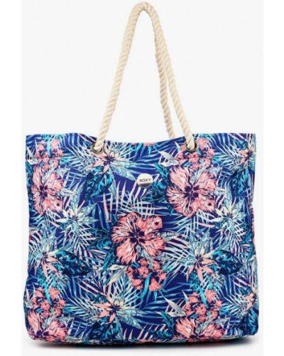 Синяя сумка Roxy