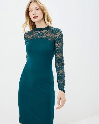 Платье - зеленое Modis