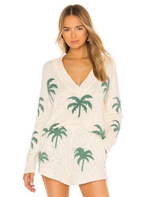 Акриловый белый свитер Show Me Your Mumu