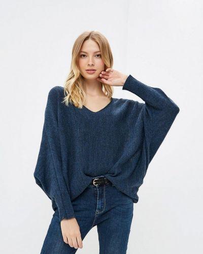 Синий пуловер Perfect J