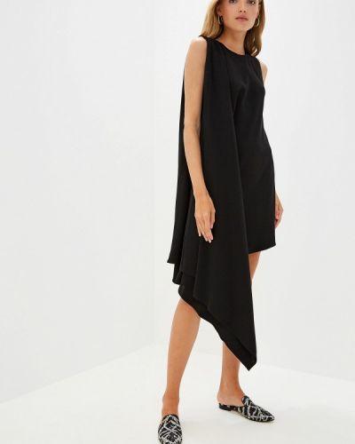 Черное вечернее платье Liu Jo