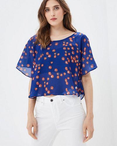 Синяя блузка Phard