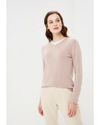 Бежевый пуловер Sela