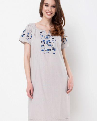 Платье весеннее бежевое Ruta-s