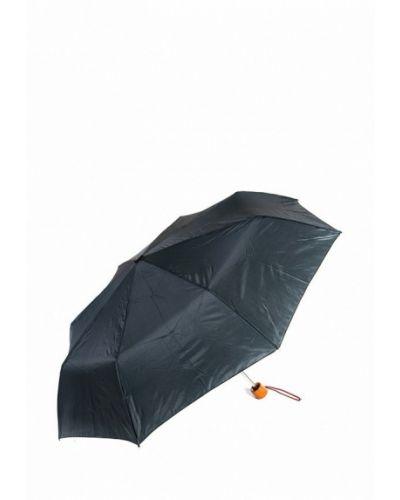 Черный складной зонт C-collection
