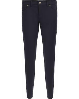 Укороченные брюки - синие Paul&shark