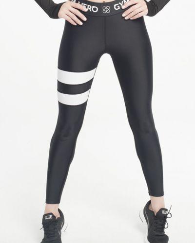 Спортивные брюки на резинке со штрипками Gym Hero