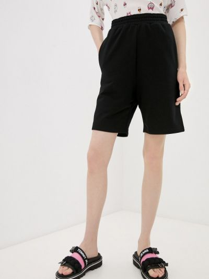 Черные спортивные шорты Gabriela