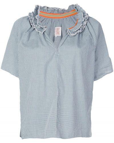 Рубашка с коротким рукавом с лебяжьим пухом A Shirt Thing