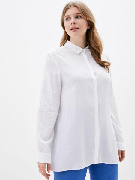 Блузка с длинным рукавом белая весенний Rosa Thea