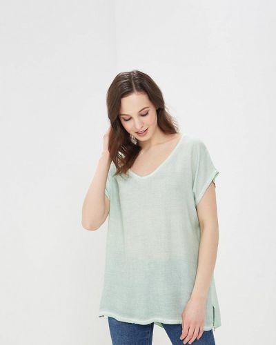 Зеленая футболка Blendshe