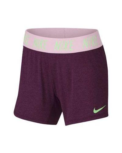 Кожаные шорты свободного кроя эластичные Nike
