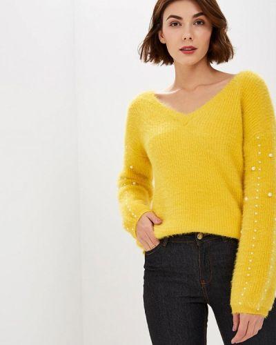 Желтый пуловер By Swan