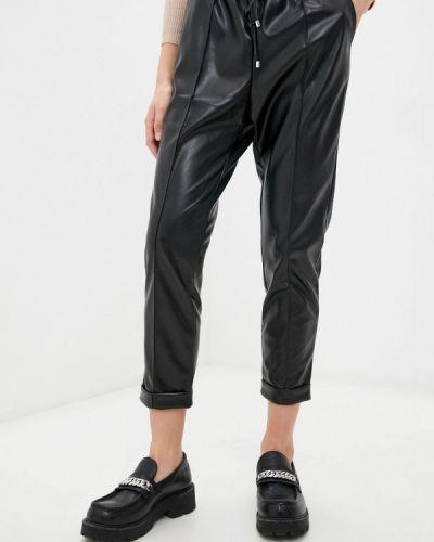 Кожаные брюки - черные Imperial