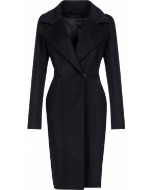 Шерстяное пальто - черное Max Mara