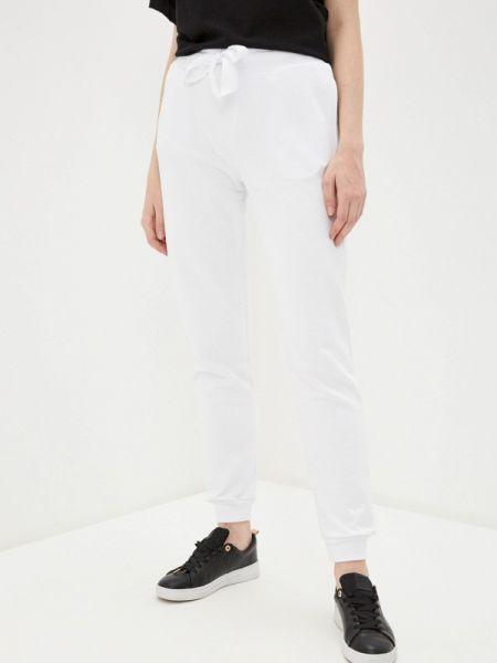 Спортивные брюки белые весенний Trussardi Jeans