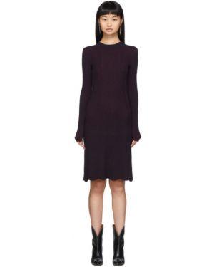 Вечернее платье макси вязаное See By Chloe
